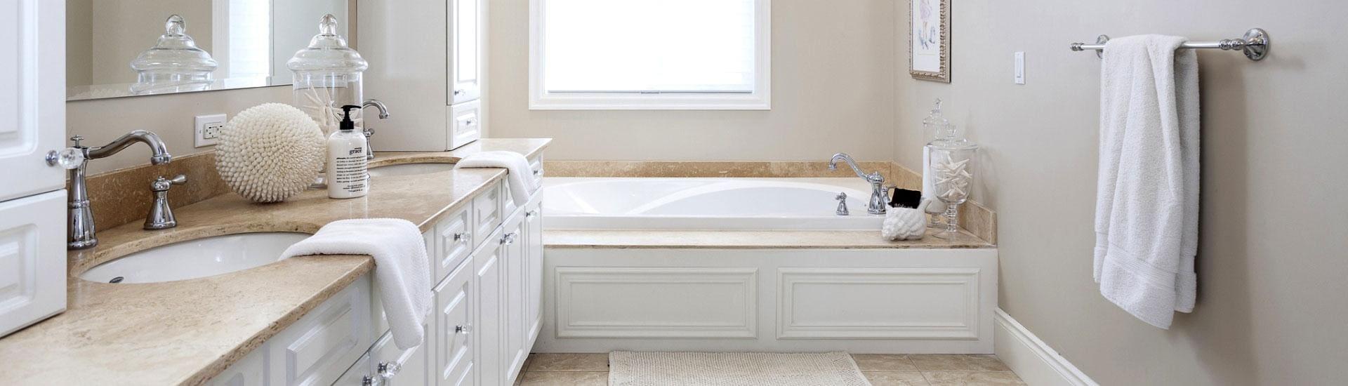 Интерьер ванной комнты