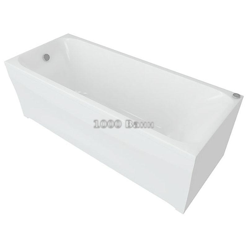 Ванна акриловая АКВАТЕК Альфа 140x70 (без гидромассажа)