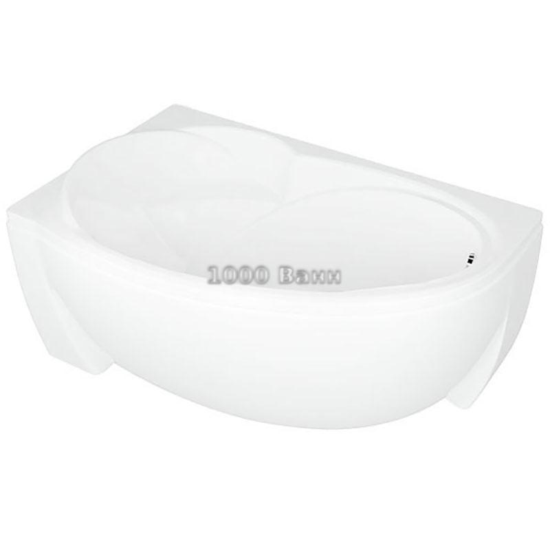 Ванна акриловая АКВАТЕК Бетта 160х95 (без гидромассажа)