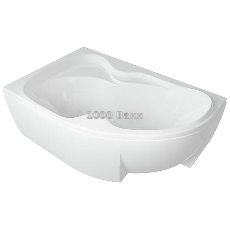 Ванна акриловая АКВАТЕК Вега 170х105 (без гидромассажа)