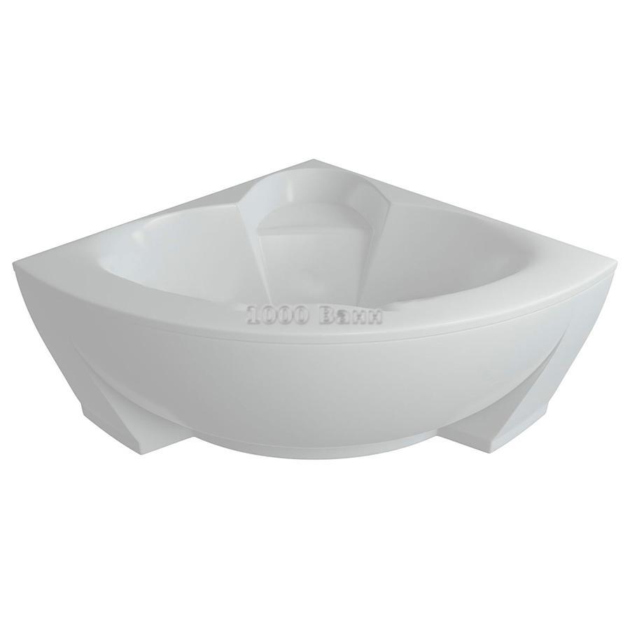 Ванна акриловая АКВАТЕК Поларис-1 140х140 (без гидромассажа)