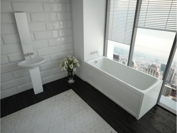 Акриловая ванна Акватек Мия
