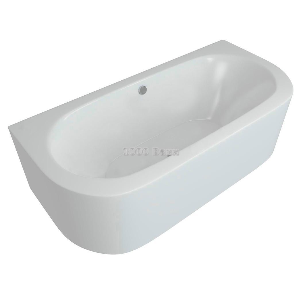 Ванна акриловая АКВАТЕК Морфей 190х90 (без гидромассажа)