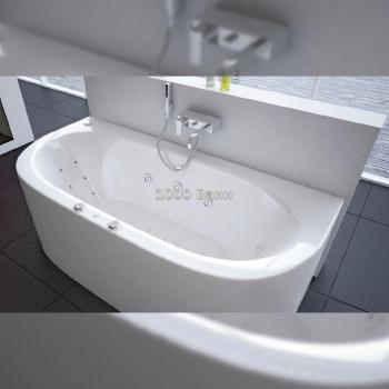 Ванна акриловая АКВАТЕК Морфей 190х90 (с гидромассажем) Premium