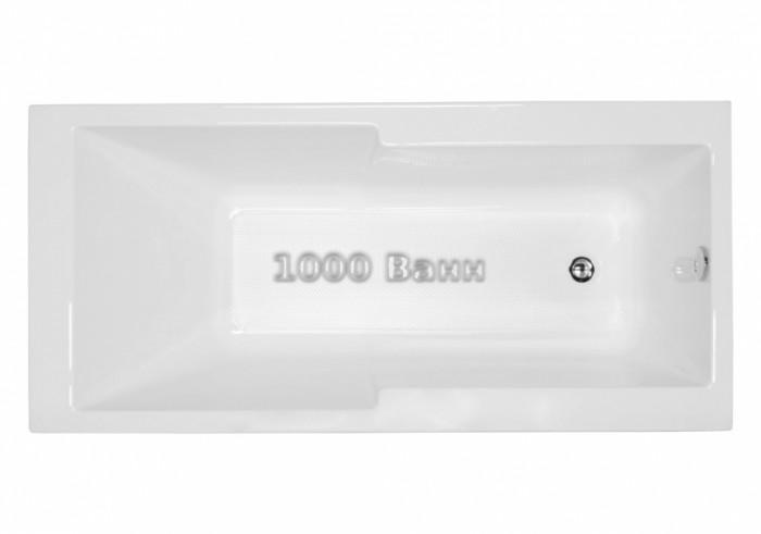 Акриловая ванна Aquanet Taurus 160x75 (комплект)