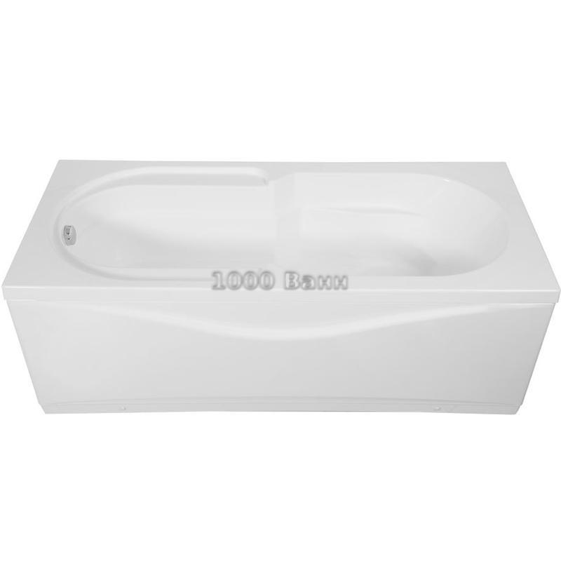 Акриловая ванна Aquanet Tea 180x80 (комплект)