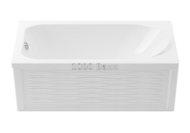 Акриловая ванна Aquanet Nord 160x70