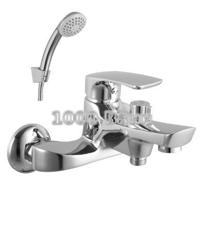 Смеситель Lemark  plus SHAPE  для ванны с коротким изливом – LM1712C
