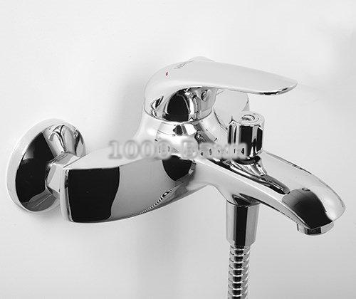 Смеситель для ванны WasserKRAFT Rossel 2801