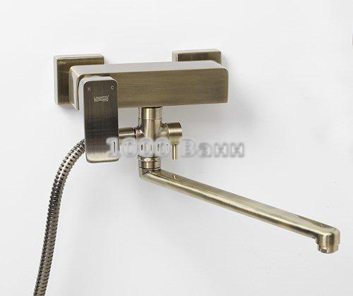 Смеситель для ванны WasserKRAFT Exter 1602L