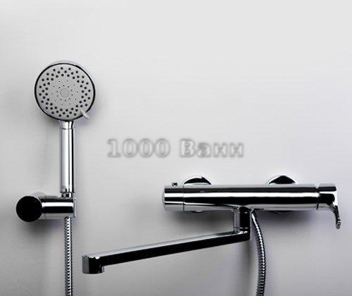 Смеситель для ванны WasserKRAFT Berkel 4802L