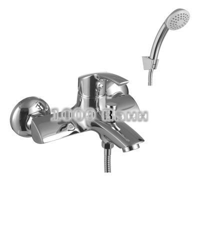 Смеситель Lemark plus STRIKE  для ванны с коротким изливом – LM1102C