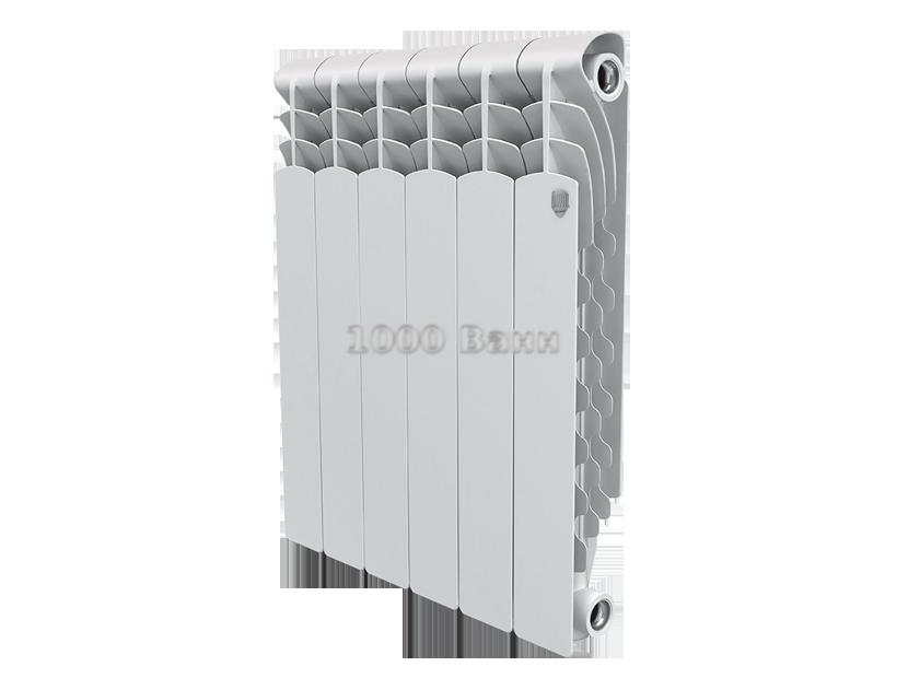 Радиатор алюминиевый Royal Thermo Revolution 500 - 7 секц.