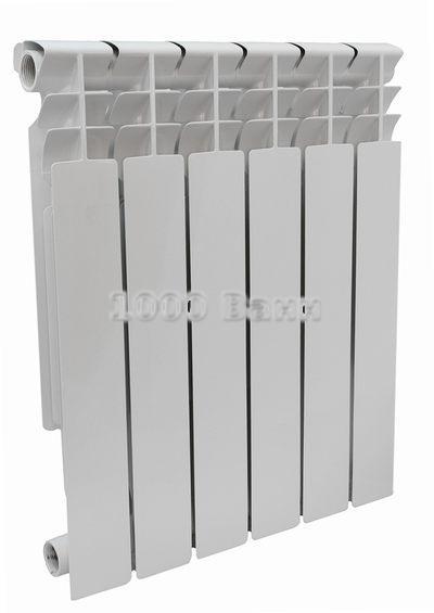 Радиатор алюминиевый СТК 80х500 - 4 секц.