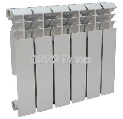 Радиатор алюминиевый СТК 80х350 - 4 секц.
