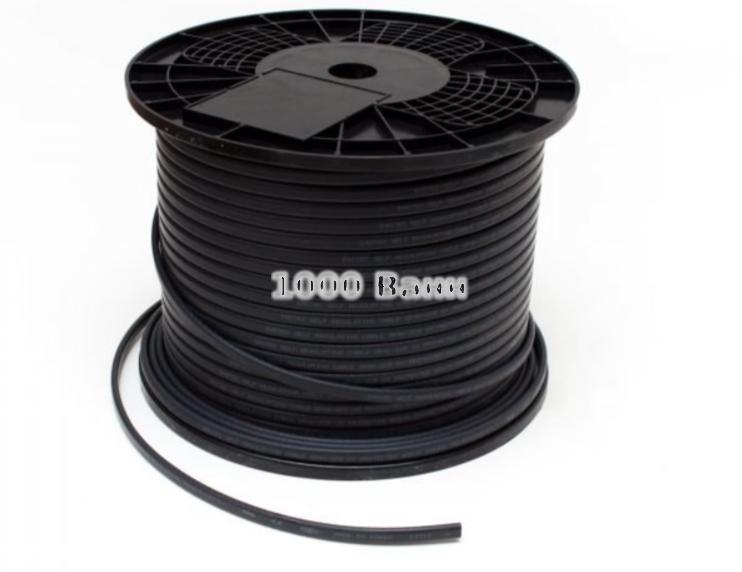 Саморегулирующийся кабель AC Electric ACSPC 0.5-15FS-50 - 50м