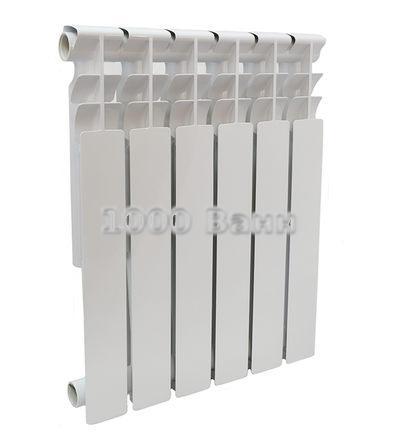 Радиатор алюминиевый Diablo 500х80 - 6 секц.