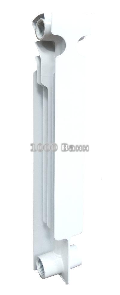 Радиатор биметаллический Sunbath 500х80 - 4 секц.