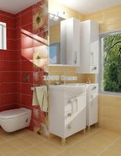 Комплект мебели Triton Диана 55 L с ящиками