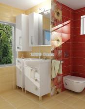 Комплект мебели Triton Диана 55 R с ящиками