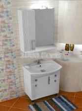 Комплект мебели Triton Кристи 80 L с ящиками