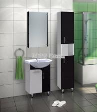 Комплект мебели Triton Эко 55 черный