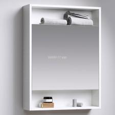Зеркало-шкаф Aqwella City 60 белый