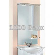 Зеркало-шкаф Aqwella Barcelona 55