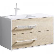 Комплект подвесной мебели Aqwella Miami 90 правая