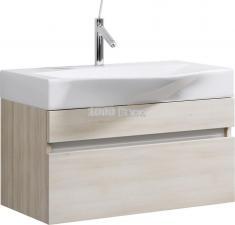 Комплект подвесной мебели Aqwella Bergamo 100 акация