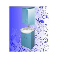 Комплект мебели Андария Голубой Металлик