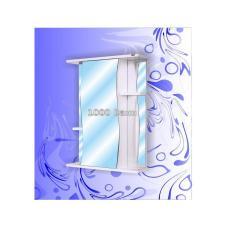 Зеркало-шкаф Андария Шторм 550 Фацет