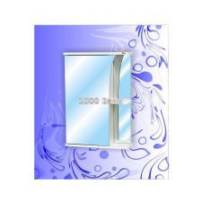 Зеркало-шкаф Андария Веер 500